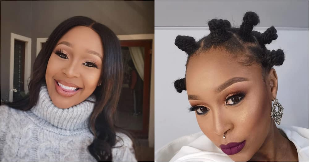 Minnie Dlamini is pregnant and proud of her cultural heritage