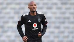 Goodman Mosele avoids training with Bafana Bafana due to an anxiety attack
