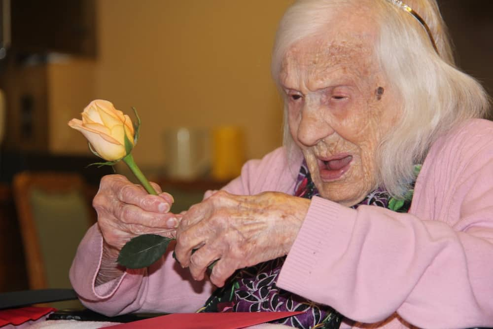 oldest person in the world