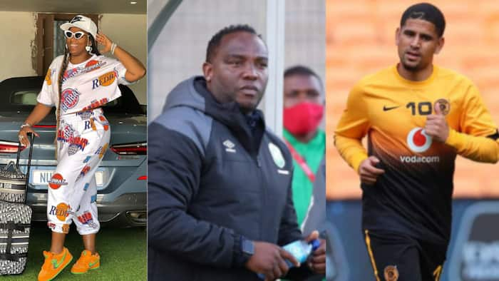 Sports roundup: Shawun Mkhiz'e new R2m whip, highest paid managers and Keagan Dolly's weight loss