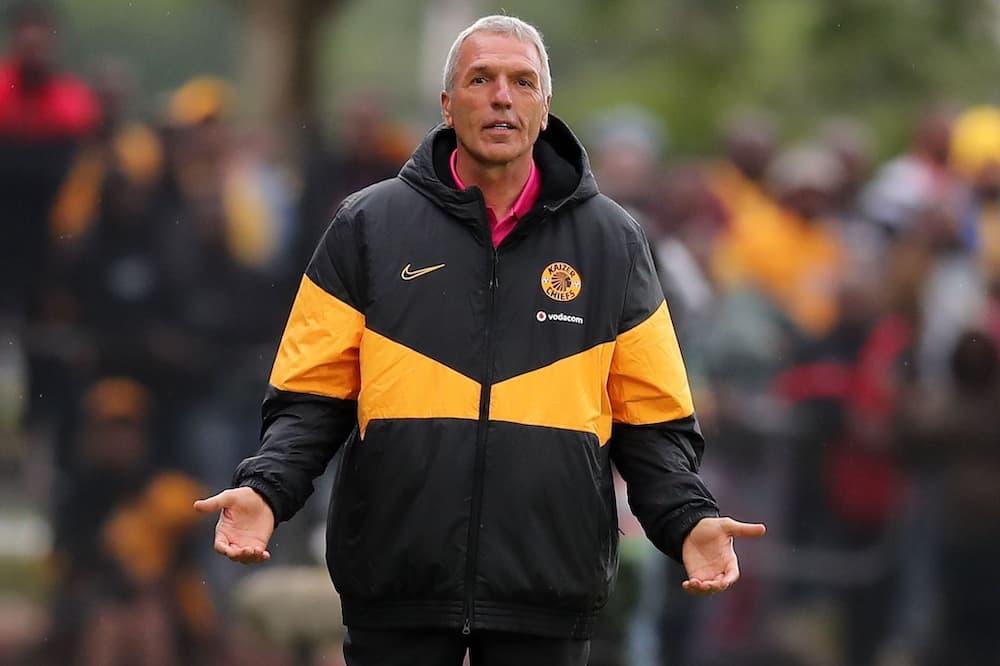 Kazier Chiefs coach