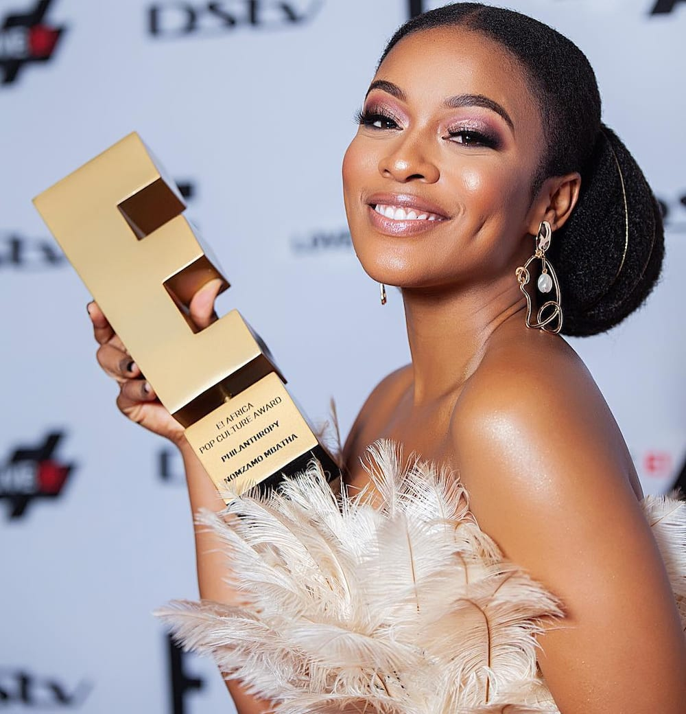 Nomzamo Mbatha biography: age, boyfriend, mother, sister and career