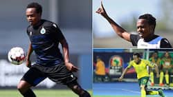 Percy Tau rumoured to be close to massive loan deal with Anderlecht