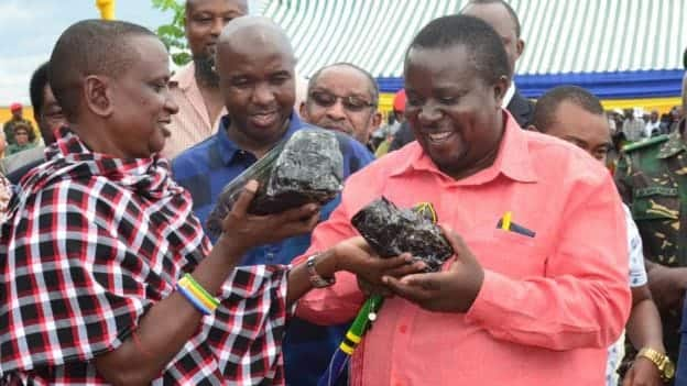 Tanzanian father of 30 becomes millionaire overnight after selling two huge Tanzanite stones