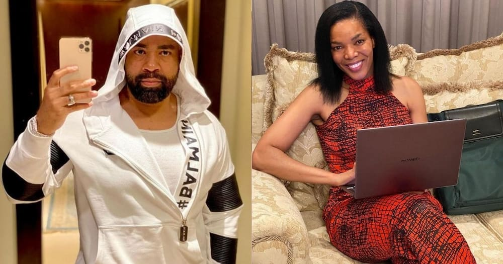 """Shona to Connie Ferguson on Her 51st Birthday: """"No Words Can Describe How Much I Love You"""""""