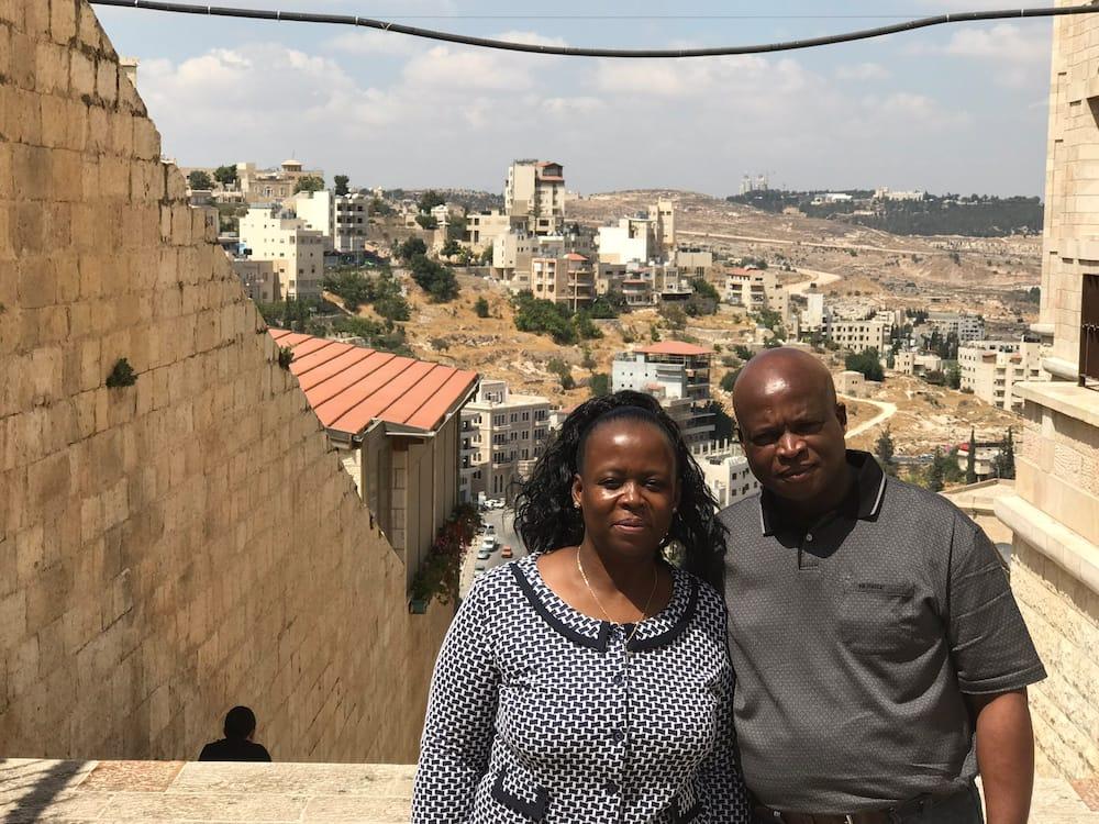 Pastor Mukhuba family