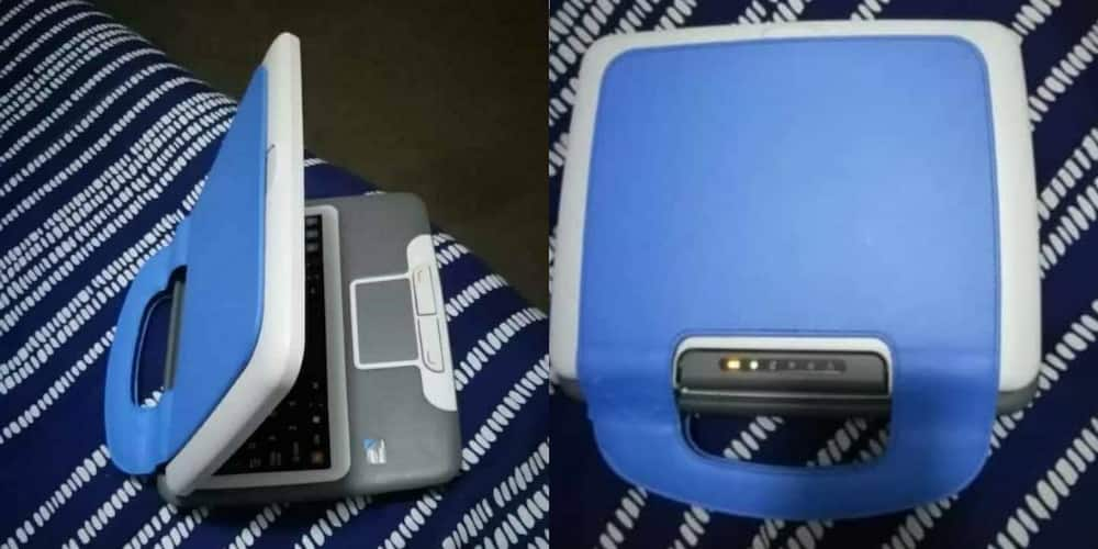 """""""This Looks Like a Toaster"""": TUT Laptops Leave Mzansi in Complete Stitches"""