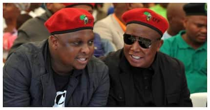SA has mixed reactions to EFF's claims about VBS heist and Shivambu