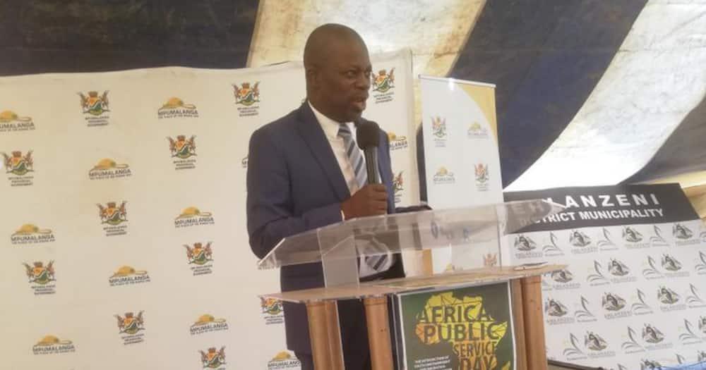 Haibo: Mpumalanga MEC Pat Ngomane encourages having multiple lovers to travel more