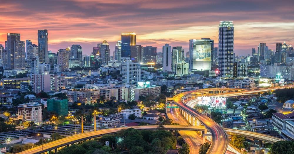 Wealthiest, City, Africa, Top Cities, Study