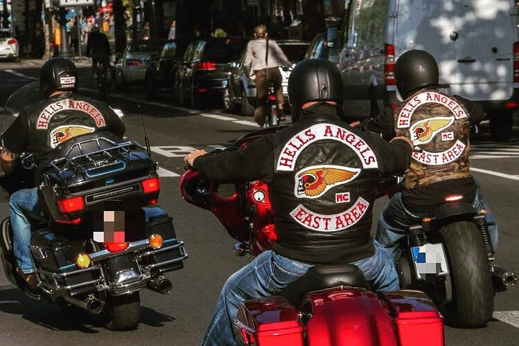 Hells Angels one-percenter motorcycle club