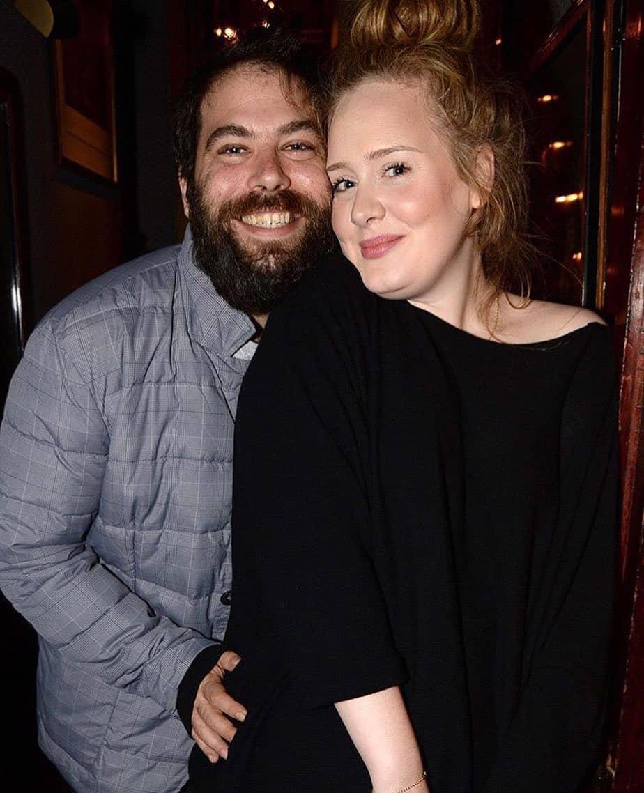 Adele and Simon Konecki's divorce