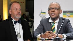 Carl Niehaus and Pule Mabe share perceptions of #MinistersHostage situation