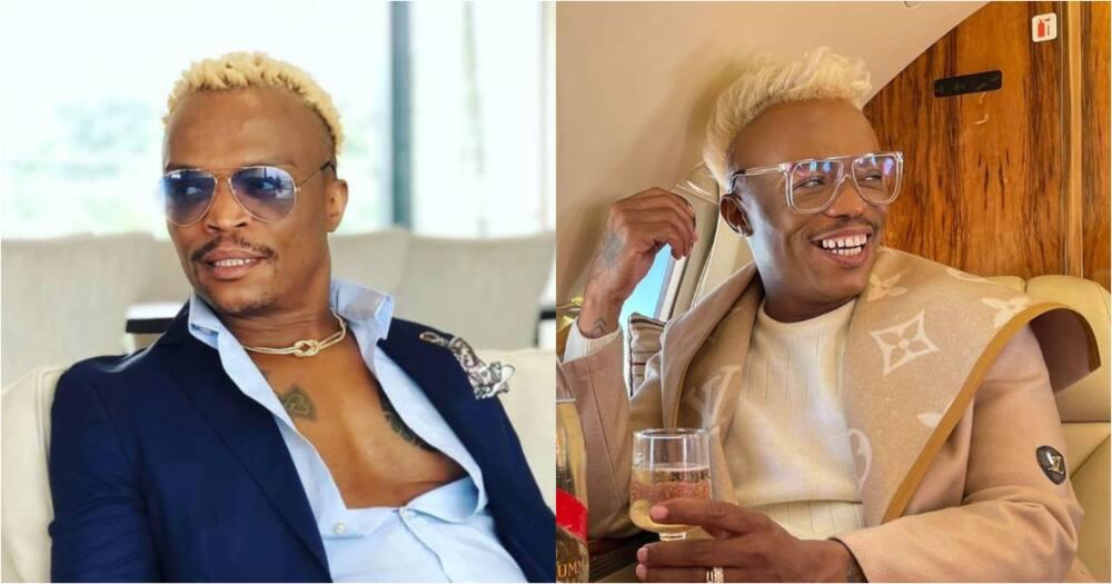 Somizi hints at new project, Mzansi reacts