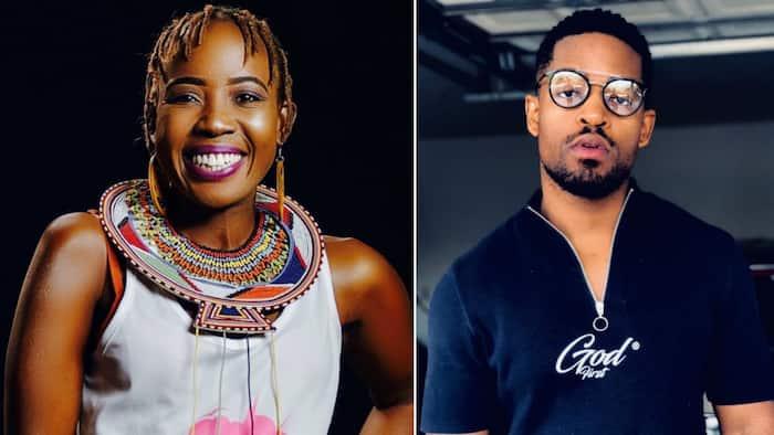 Hit loading: Prince Kaybee invites Ntsiki Mazwai into studio
