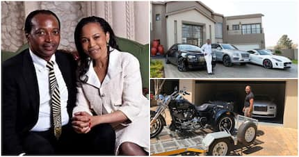 5 celebs living it large and in luxury: From Beyonce to Bushiri