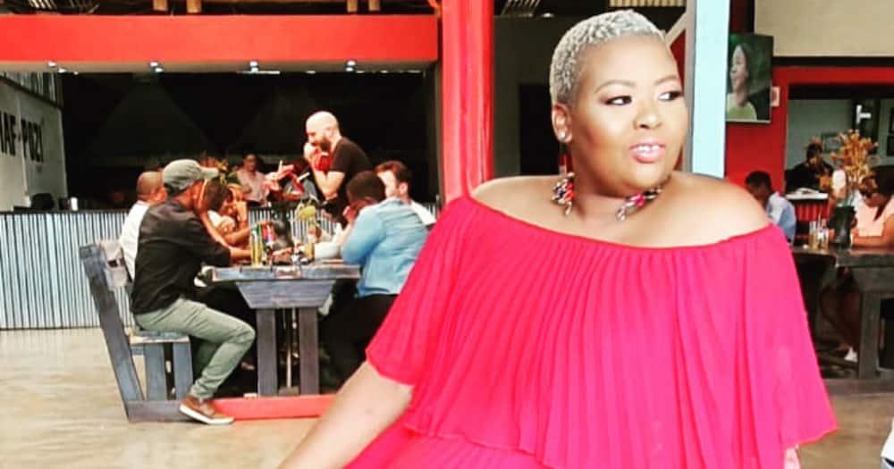 Anele Mdoda trends over Kelly Rowland drama: Peeps have no chill