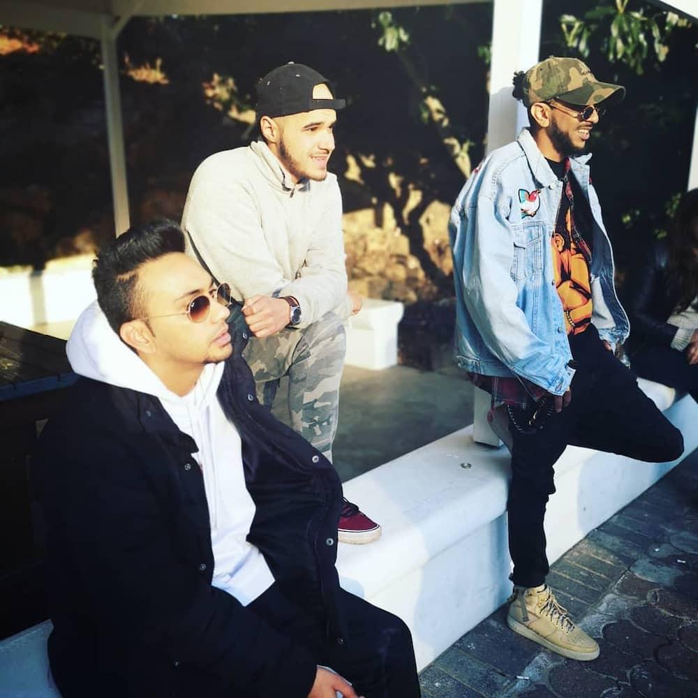 hip hop producers in johannesburg