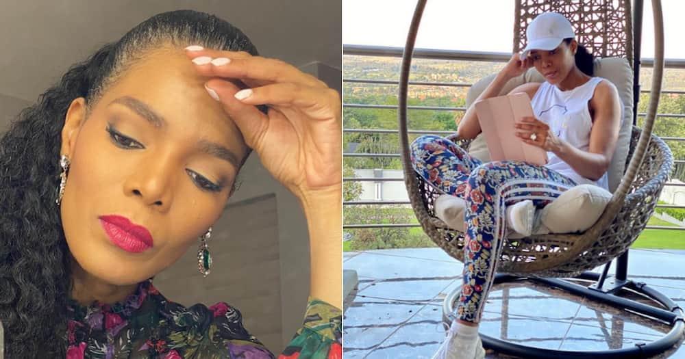 Ntsiki Mazwai throws shade at Connie Ferguson's acting skills