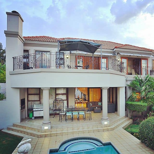 South African suburbs