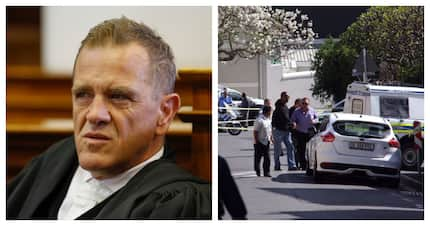 Cape Town gang lawyer murdered while dropping kids off at school