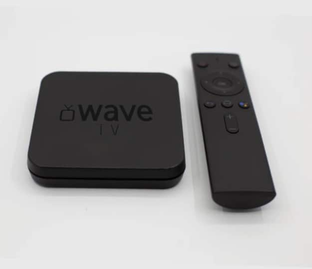Android TV box channels