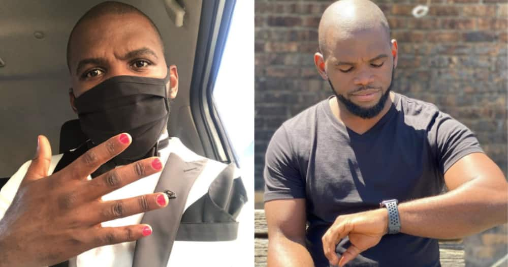 Siv Ngesi: Actor's alter ego shows off dangerous curves
