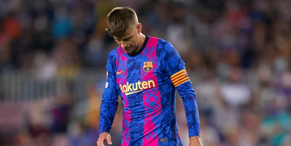 Barcelona, star, Gerard Pique, Bayern Munich, UEFA Champions league, Loss