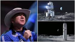 Jeff Bezos wants to build vehicle that can land on the moon