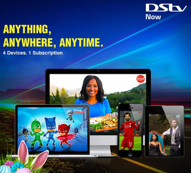 Download DStv now for PC, smart TV, tablet, smartphone, and standard TV