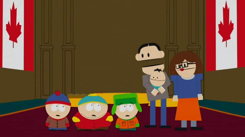 South Park episodes