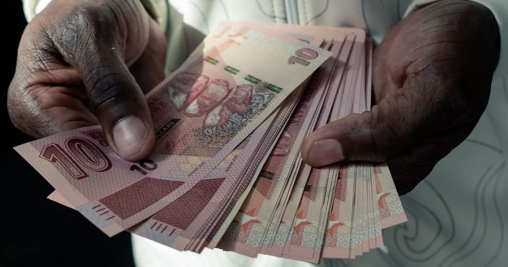 Zimbabwe's, biggest banknote, worth a mere $0.60, reports