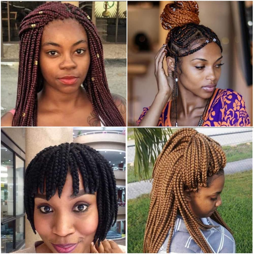 30+ Best African Braids Hairstyles With Pics You Should ...