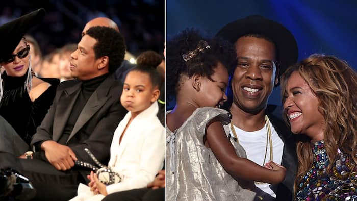 Blue Ivy plays the cutest date-crasher in Beyoncé and Jay Z's Tiffany & Co. short film