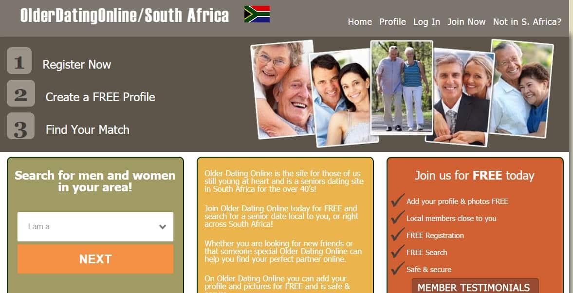 older dating online websites