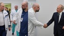 Russian Doctor who met Putin last week tests positive for coronavirus