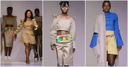 Meet 23-year-old designer who draws inspiration from Xhosa culture