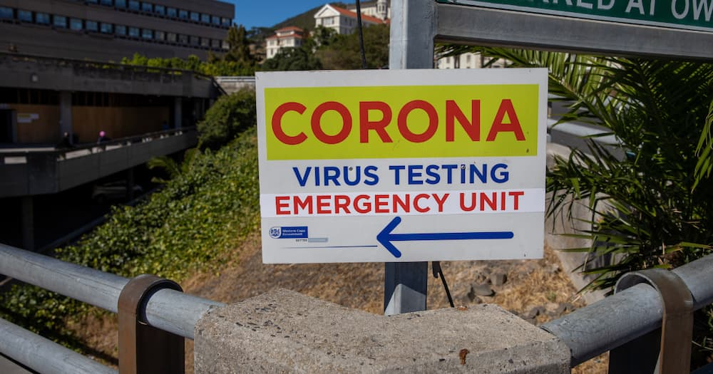 Covid-19, Western Cape, Stopped testing people 45 years and under