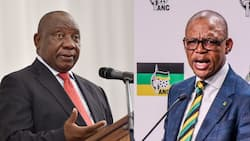 Ramaphosa did not expect Ace Magashule to take legal action against the ANC