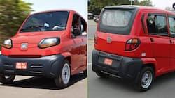 "Mzansi hilariously reacts to small car: ""R40 ke full tank"""