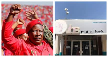Malema hopes to stop liquidation of VBS or support new, similar bank