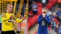 Borussia Dortmund name Chelsea striker they want to replace Erling Haaland