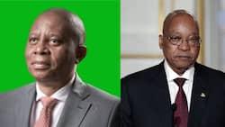 """Herman Mashaba demands """"delinquent"""" Zuma be taken off SA payroll"""