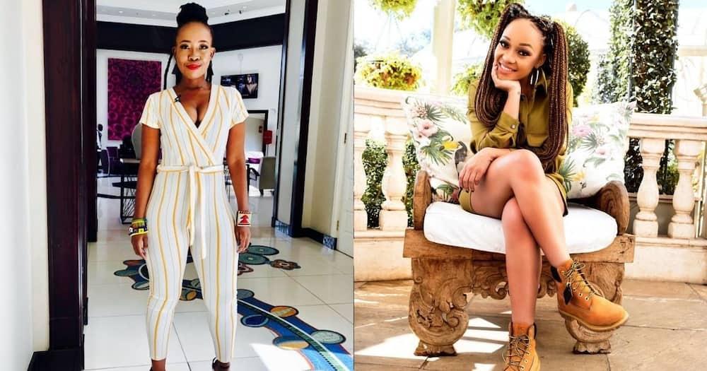 Ntsiki Thanks Thando Thabethe for Supporting DJ Fresh's Rape Accuser