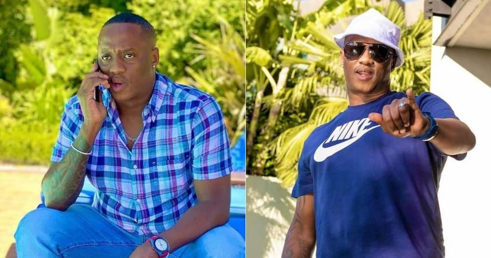 Jub Jub, battle with Covid-19, lost weight, virus