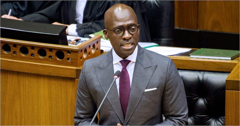Mkhwebane Says Gigaba Did Not Abuse Power but Did Breach Ethics Code