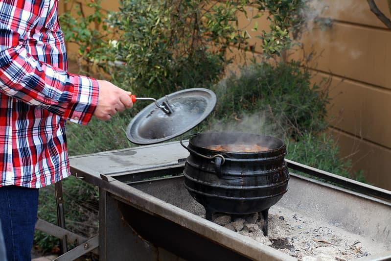 Beef potjiekos recipe