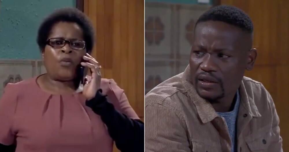 Bathong: 'Skeem Saam' fans react to Kwaito being John Maputla's son