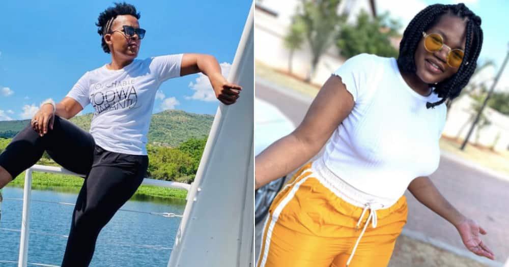 Zodwa Wabantu Celebrates Her Newfound Friendship with Busiswa