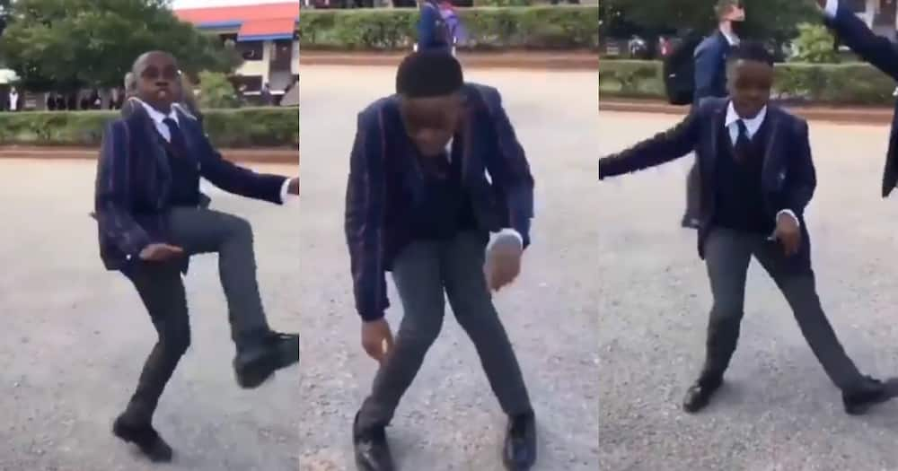 """""""This Generation Can Dance"""": Youngster Shows off His Dope Dance Moves"""
